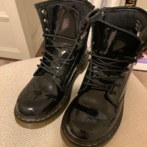 Dr. Martens Delaney Boots Size 3